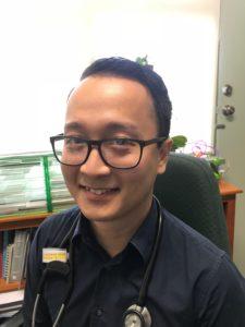 Dr Jacky Liu