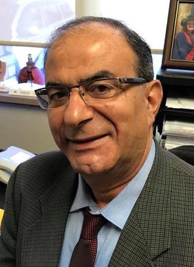 Dr Ahmad (Sam) Zahrouni