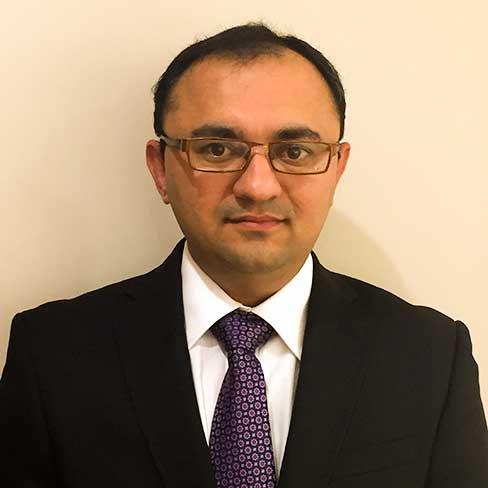 Dr Ashish Malkan